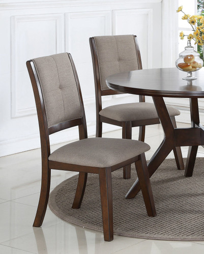 BARNEY DINING CHAIR 2 PCS SET-2322/S