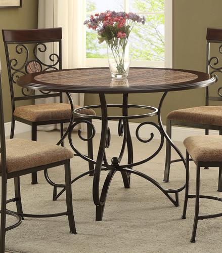 SARAH ROUND DINING TABLE-1811T/45