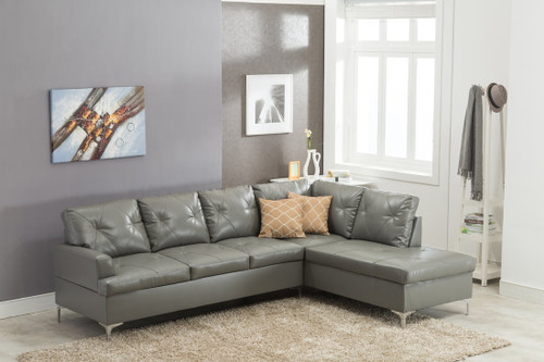VINTAGE SECTIONAL GRAY-VINTAGE-GRAY