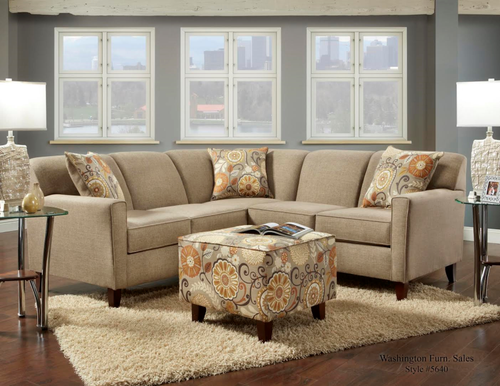 WASHINGTON SECTIONAL SET - 5640-Sectional