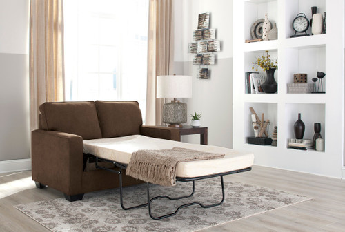 TWIN LINEAR POSE SLEEPER SOFA-359 - Twin