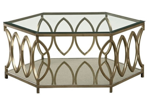 ELEGANT SANTA BARBARA COFFEE TABLE-27911