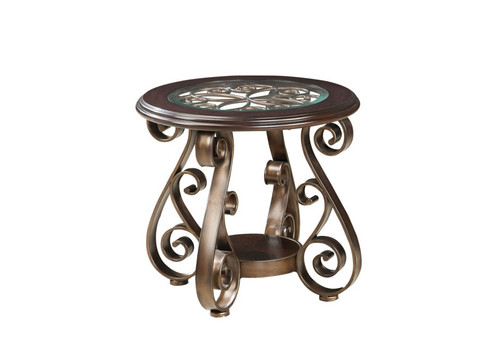 LORENZO END TABLE-21601-END