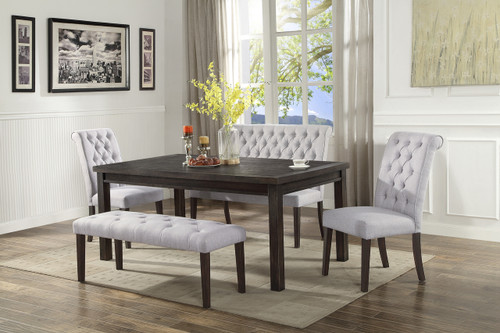 PALMER DINING TABLE 5 PCS SET-2022