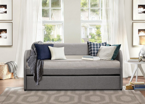 ROLAND DAYBED WITH TRUNDLE-4950GY