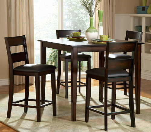 GRIFFIN COUNTER HEIGHT TABLE 5 PCS SET-2425-36