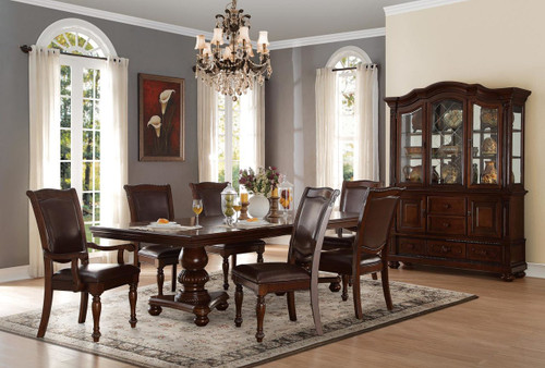 LORDSBURG COLLECTION DINING TABLE 5 PCS SET-5473