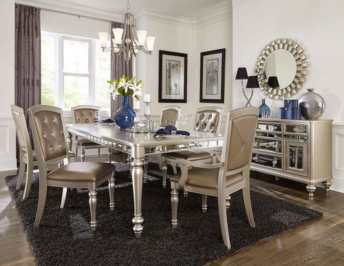 ORSINA COLLECTION DINING TABLE 5 PCS SET-5477