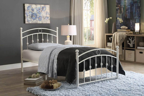 TIANA COLLECTION METAL PLATFORM BED-2052TW
