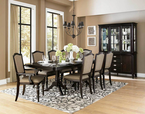 MARSTON COLLECTION DINING TABLE 5 PCS SET-2615-DC