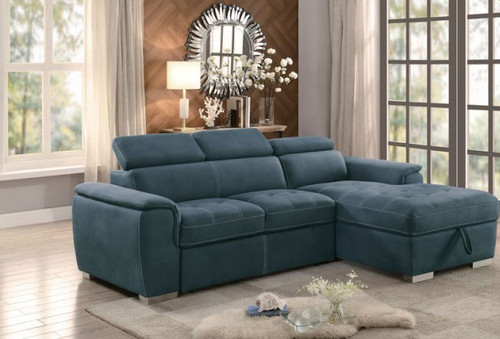 FERRIDAY COLLECTION SECTIONAL SET-8228BU