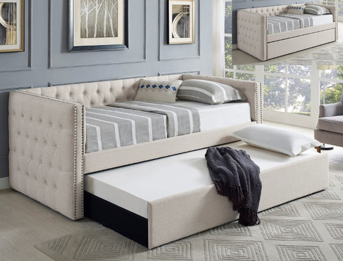 TRINA IVORY DAYBED-5335/IV