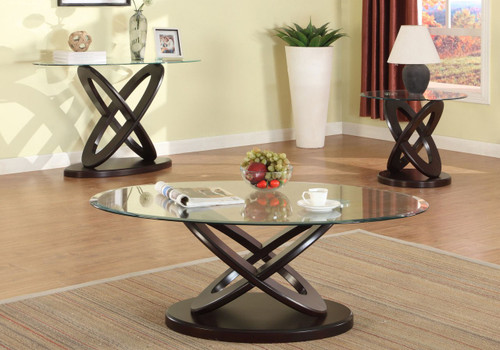 CYCLONE COFFEE TABLE COCKTAIL SET-4235SET
