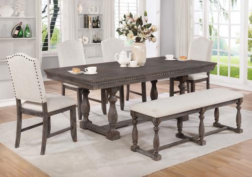 REGENT DINING TABLE 5 PIECE SET-2270SET