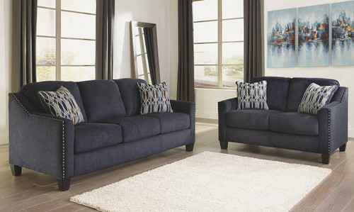 CREEAL HEIGHTS INK COLLECTION SOFA AND LOVE SEAT 2 PCS SET-80202-38-35