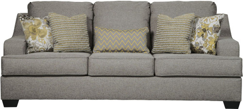MANDEE PEWTER COLLECTION QUEEN SOFA SLEEPER-93404-39