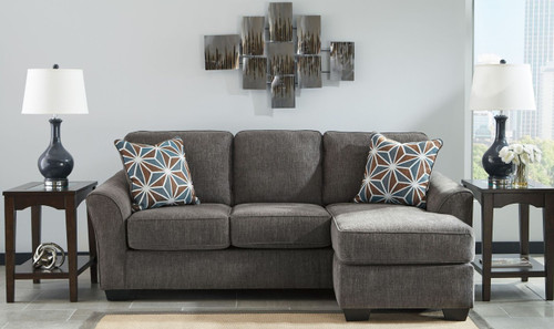 BRISE SLATE COLLECTION SOFA CHAISE-84102-18
