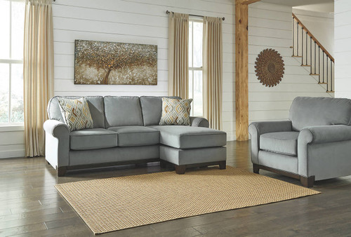 BENLD MARINE COLLECTION SOFA CHAISE-84501-18