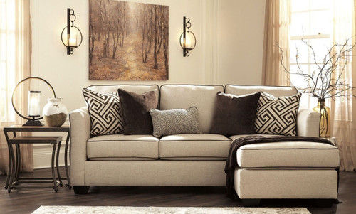 CARLINWORTH LINEN COLLECTION SOFA CHAISE-84401-18