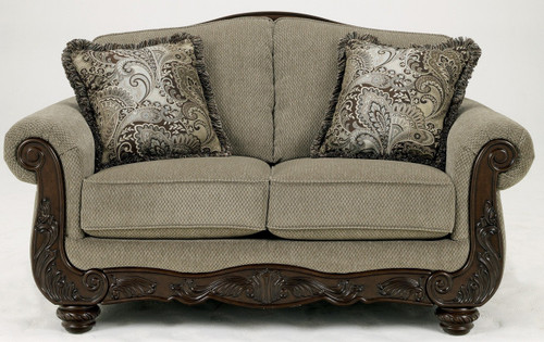 2PC MARTINSBURG MEADOW SOFA AND LOVESEAT-573 00