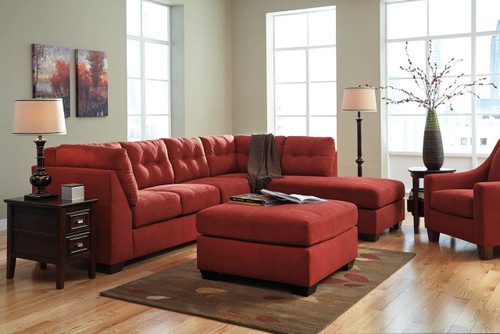 MAIER SIENNA COLLECTION SECTIONAL SET-45202-66-17