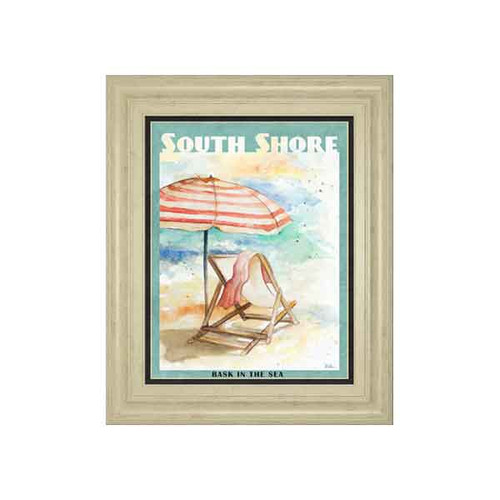 SHORE POSTER I BY PATRICIA PINTO 22x26
