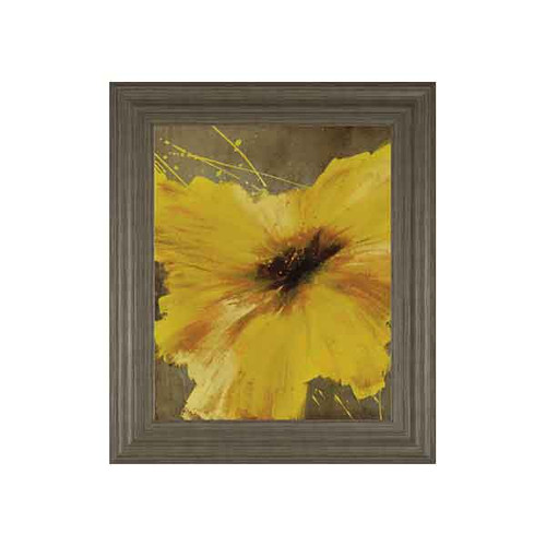 COLOURFUL FLOWERS II BY BRIDGES 22x26