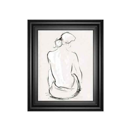 CELESTIEL I BY JANE HARTLEY 22x26