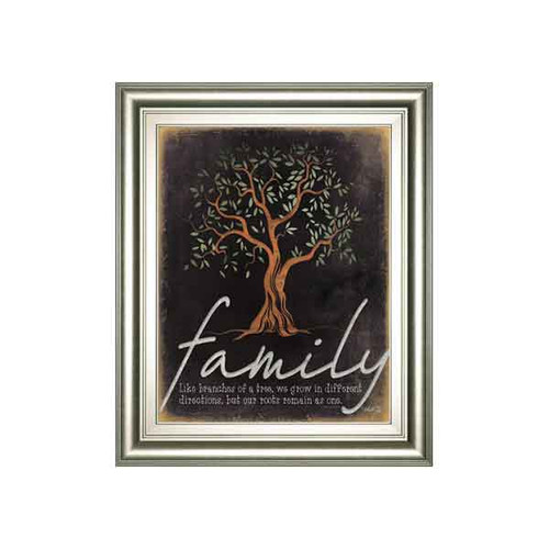 FAMILY LIFE BRANCHES OF A TREE BY MARLA RAE 22x26