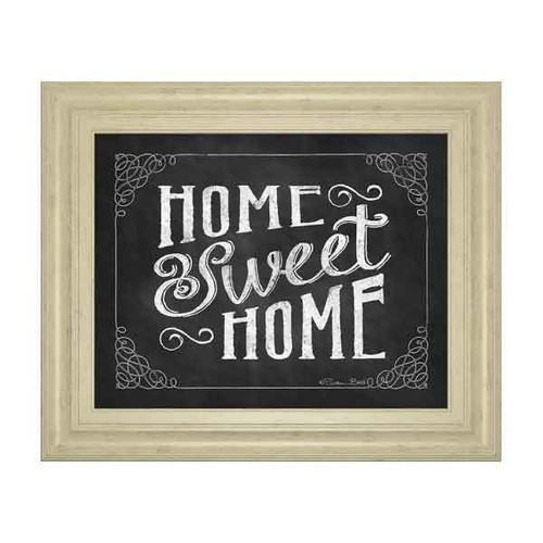HOME SWEET HOME BY SUSAN BALL 22x26