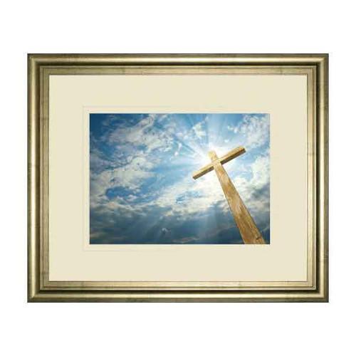 CROSS IN THE SKY BY VIADISCHERN 34x40