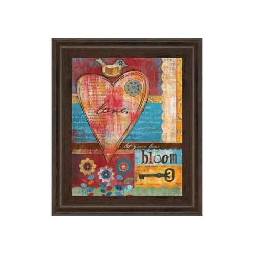 LOVE BY MOLLIE B 22x26