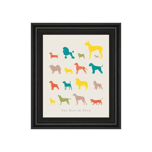 THE BEST IN SHOW BY CLARA WELLS 22x26