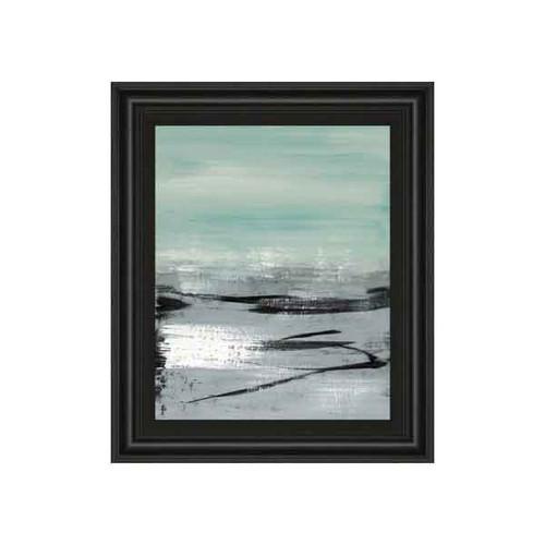 BEACH II BY HEATHER MCALPINE 22x26