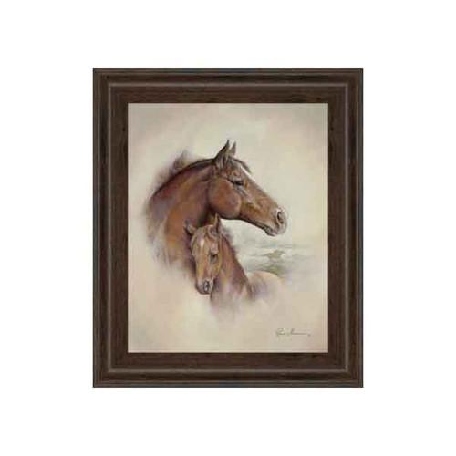 RACE HORSE II 22x26