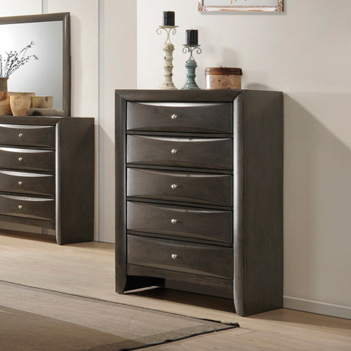 EMILY CHEST IN GREY