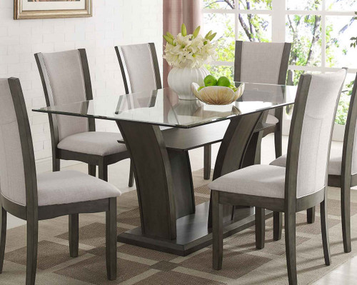 CAMELIA DINING TABLE GREY-1210GY-4272
