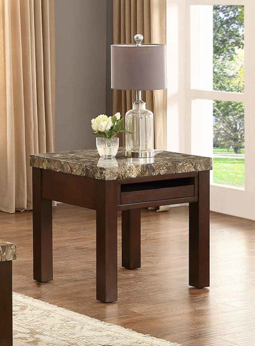GINSBERG END TABLE-4233/02