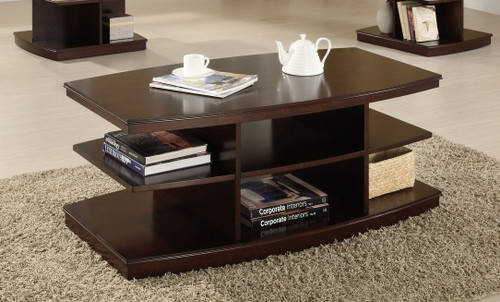 ELLA COFFEE TABLE w/CASTER-4168/01