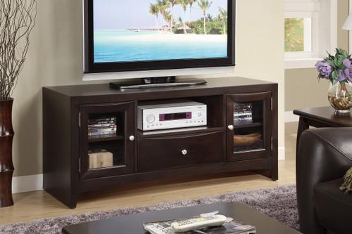 TV STAND W/1 CD DRAWER-F4519