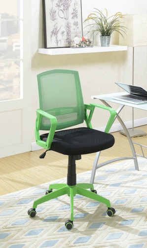 OFFICE CHAIR GREEN-F1632