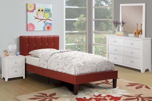 TWIN BED PU BGR-F9359