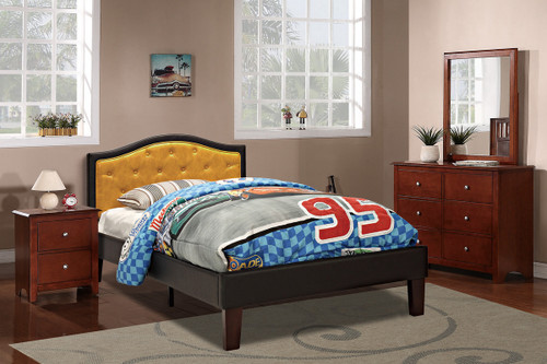 TWIN BED PU CITRUS-F9361