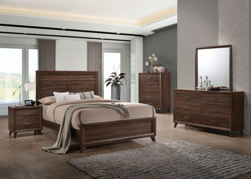 6 PCS DARRYL BEDROOM SET