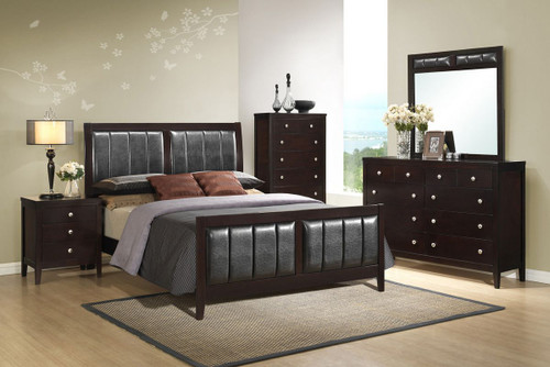 6 PCS SPENCER BEDROOM SET-F9187-Set