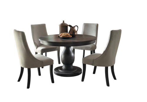 5PCS DANDELION COLLECTION DINING ROOM SET