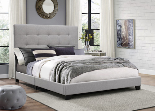 FLORENCE GREY COLLECTION BED-5270GY