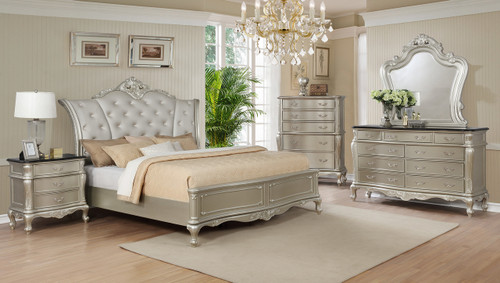 ANGELINA COLLECTION BED-B1020