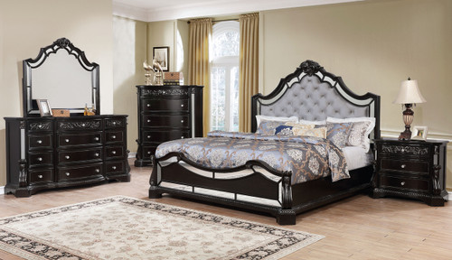 BANKSTON COLLECTION BED-B1660