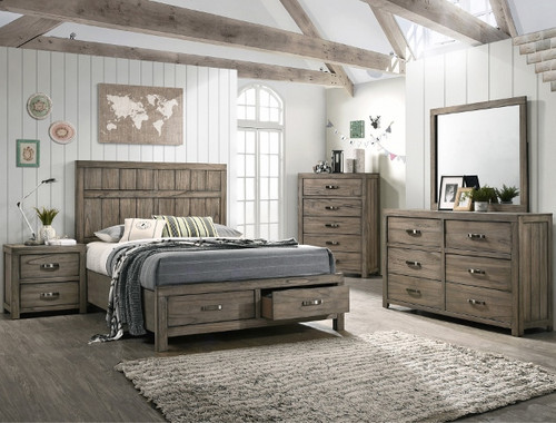 ARCADIA COLLECTION BED-B5600-N